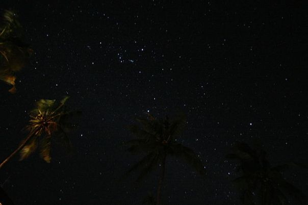 Constellations | Heavens With Lamps